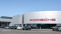 New Porsche Pipera showroom