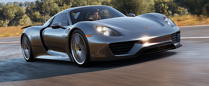 Porsche S Latest Car Pack For Forza Horizon 2 Reminds Us
