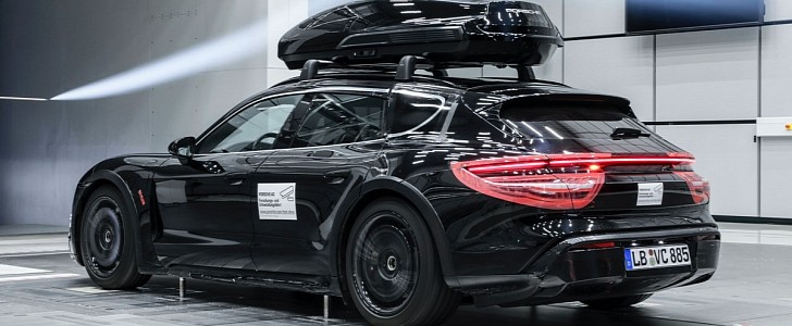 Porsche's New Performance Roof Box Isn't Called
