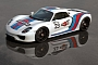 Porsche Says Martini 918 Prototype Celebrates Partnership
