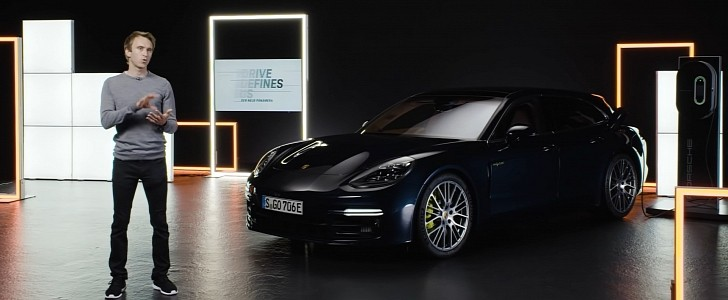 Porsche Shines the Electric Spotlight on Revamped Panamera in 4S E-Hybrid Guise