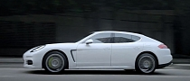 Porsche Showcases 2014 Panamera S E-Hybrid [Video]