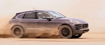 Porsche Shows Macan Testing in California [Video]