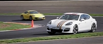 Porsche Track Day Inaugurates Moscow Raceway [Video]