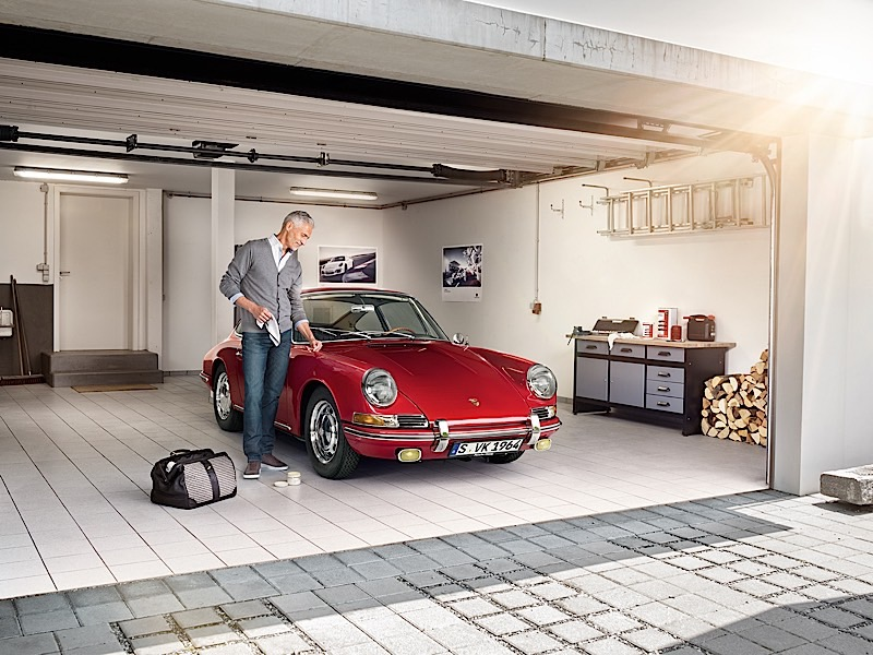 Porsche Unveils New Preserving Kit for Classic Car Owners ...