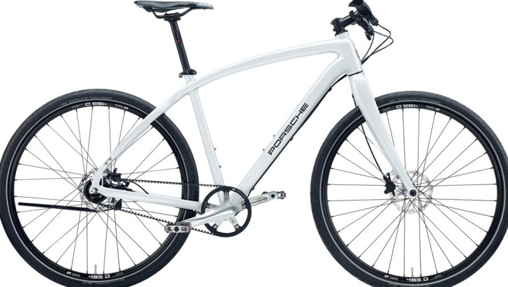 Porsche Unveils Two New... Bicycles