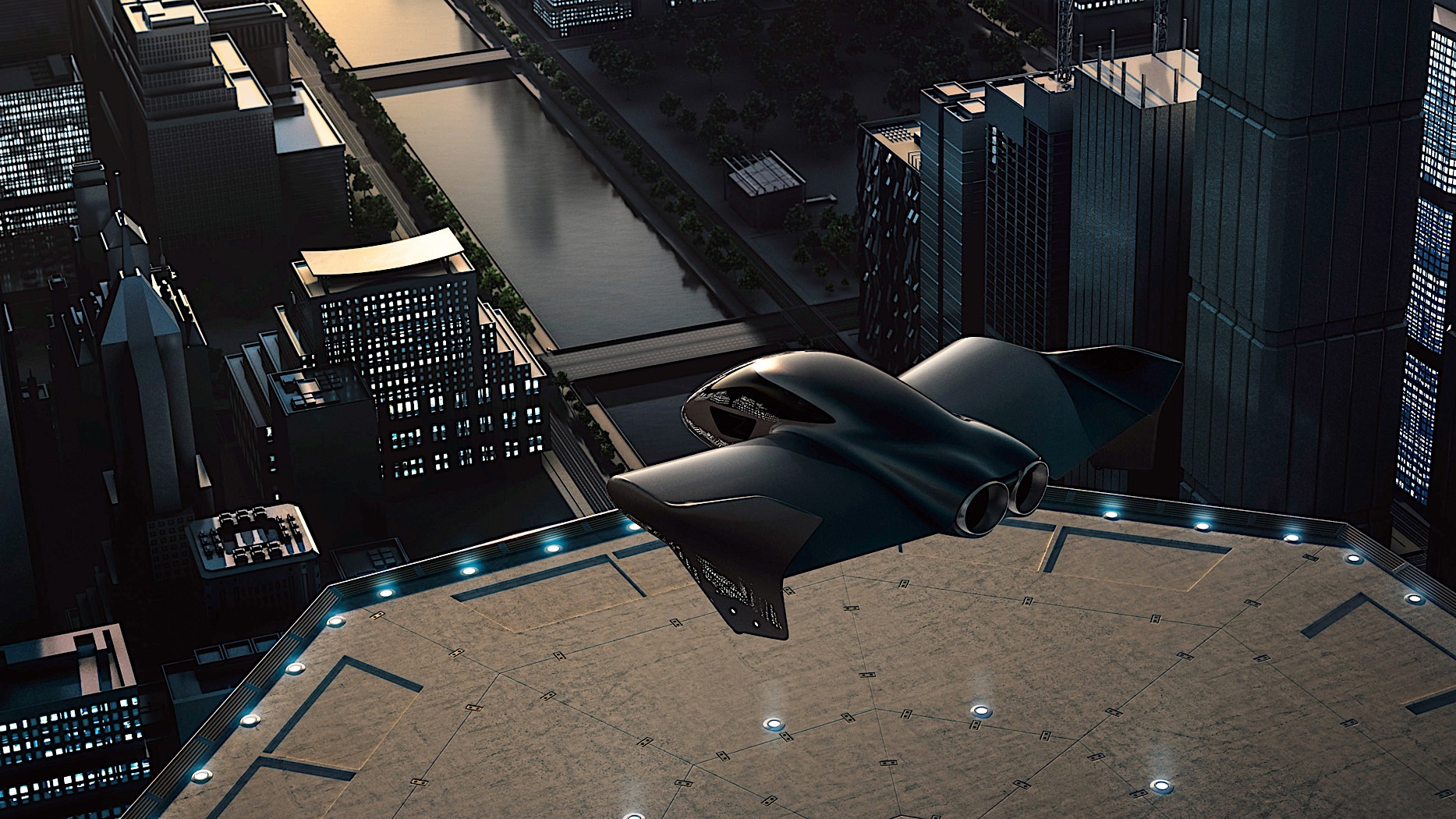 Boeing, Porsche Partner up to Create an Electric Flying Car — Premium Mobility