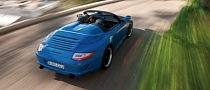 Porsche Working on New 911 Speedster with 550 Spyder Inspiration