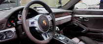 Porsche 911 Interior is Sporty Maturity [Video]