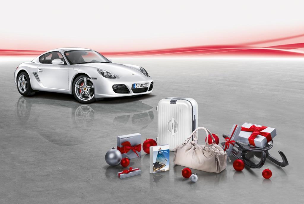 Porsche Design Gives You Christmas Gift Ideas Autoevolution