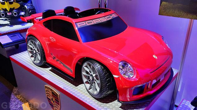 Power Wheels To Make Porsche Toy Cars Again