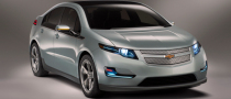 Pre-Production Chevrolet Volt Undergoes Road Testing