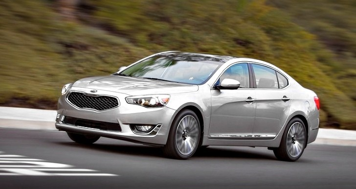 President of Kia Announces New Cadenza Will Raise the Standard for the Brand