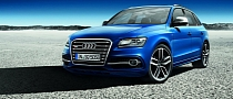 Pricey Audi SQ5 TDI Exclusive Concept Announced for Paris