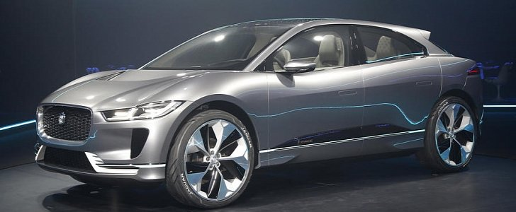 Harry Green Nissan >> Prince Charles Buys His First Electric Car, a Jaguar I-Pace in Loire Blue - autoevolution