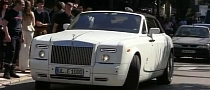 Prince Marcus' Custom Rolls Royce Drophead Coupe [Video]