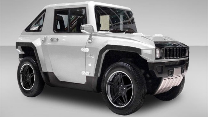 Prindiville Electric Hummer for Sale [Video]