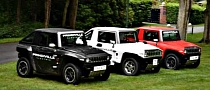 Prindiville Launches Electric Hummer - UK's First Customised EV