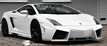 Prior Design Gives Gallardo a Reventon Makeover