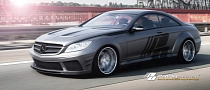 Prior Design Mercedes-Benz CL Black Edition V2 [Photo Gallery]