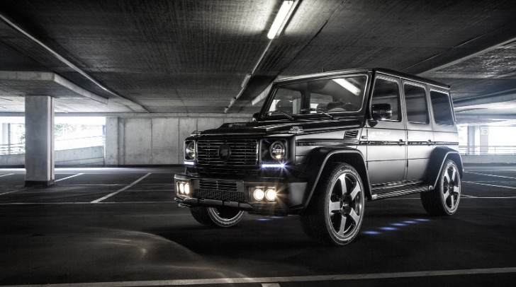 Prior Design Unveils G-Class Wide Bodykit [Photo Gallery]