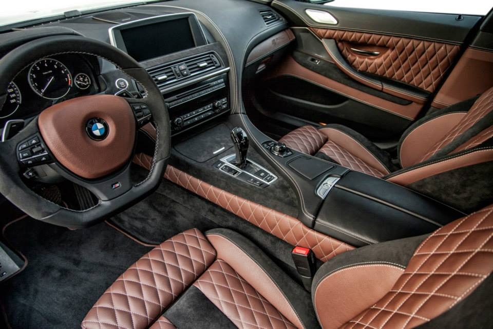 Prior Design S Bmw M6 Gran Coupe Gets Radical Interior