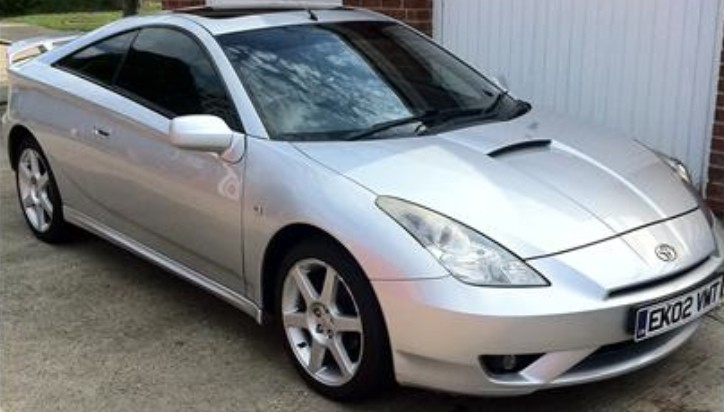 Pristine 1999 Toyota Celica for Sale in UK [Photo Gallery]