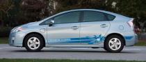 Prius PHEV to Be Tested at Georgetown University