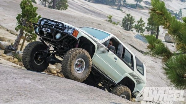 Probably the Most Capable Toyota 4Runner Around