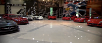 Probably the World's Greatest Modern Supercar Collection [Video]