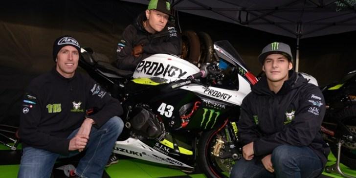 Prodigy's Keith Flint Starts British Supersport Team - autoevolution