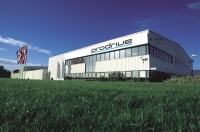 Prodrive headquarters at Banbury, UK