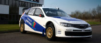 Prodrive Reveal New Subaru Impreza WRC for Marcus Gronholm