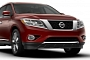 Production 2013 Nissan Pathfinder Revealed on Facebook