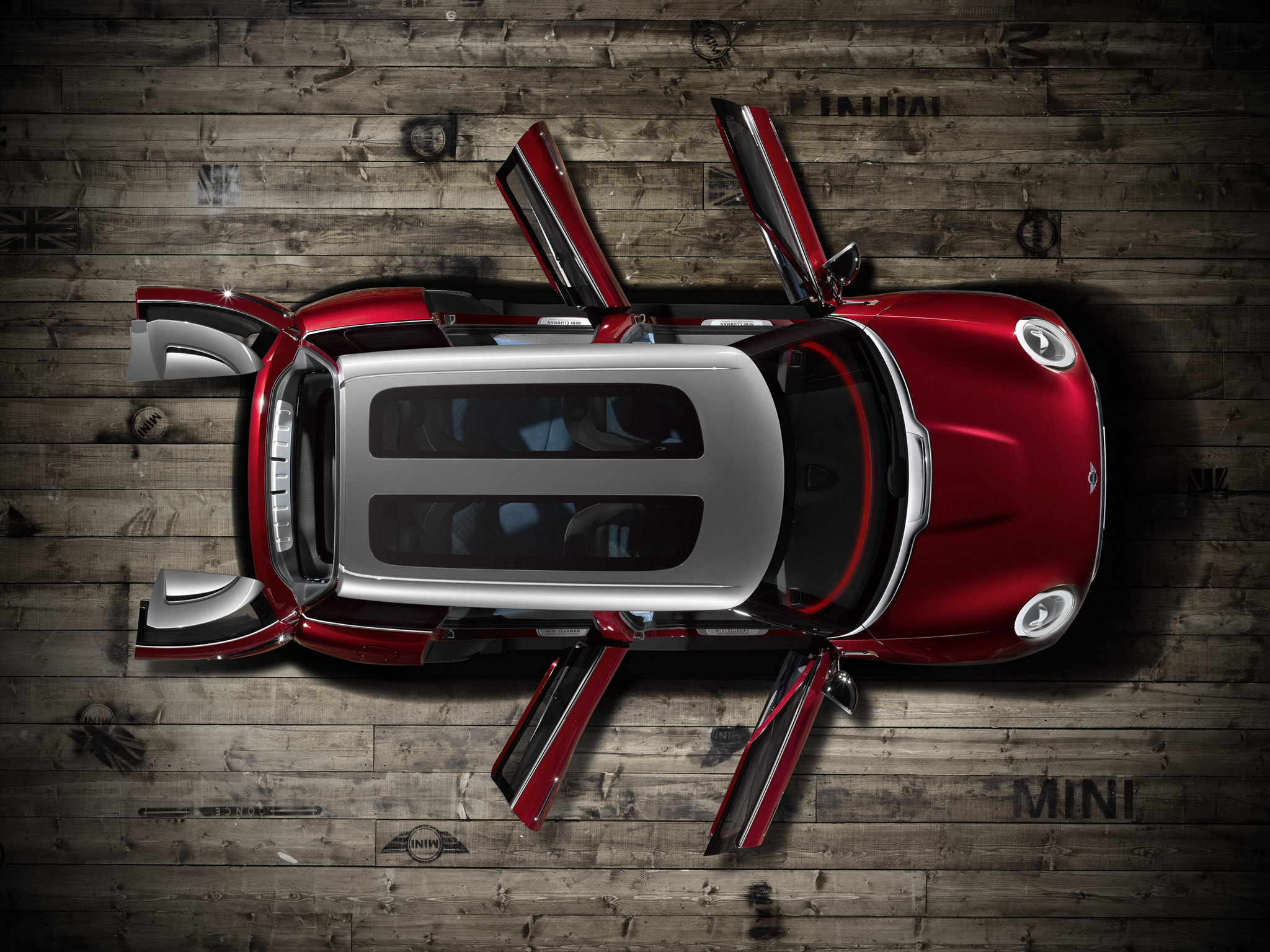 production 2016 mini clubman to be unveiled at frankfurt next year report autoevolution. Black Bedroom Furniture Sets. Home Design Ideas