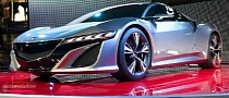 Production Acura / Honda NSX to Debut at 2013 Detroit Auto Show