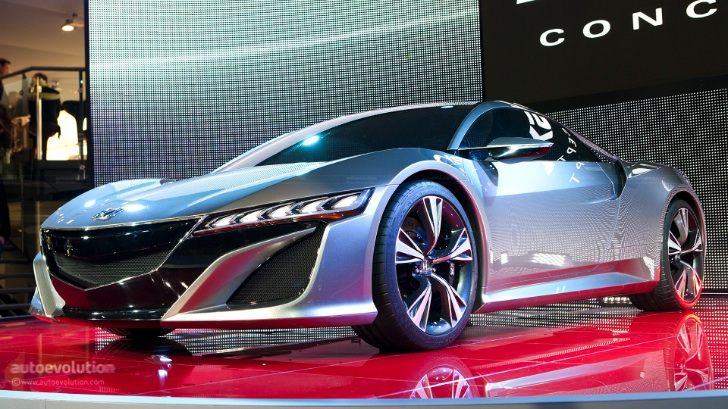 production acura honda nsx to debut at 2013 detroit auto show