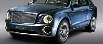 "Production Bentley SUV Could be Called the ""Falcon"""