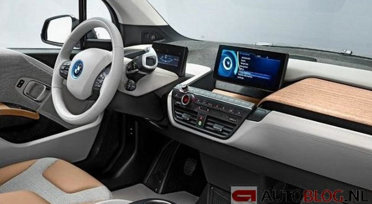 Production BMW i3 Photos Leaked Online [Photo Gallery]