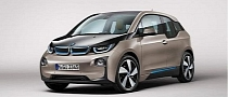 Production BMW i3 Unveiled by Leaked Photos [Photo Gallery]