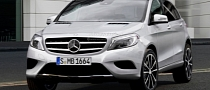 Production Mercedes GLA to Debut at Frankfurt 2013