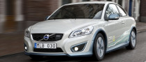 Production of Volvo C30 Electric Begins
