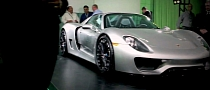 Production-ready Porsche 918 Spyder Leaked [Video]