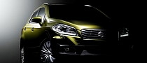 Production Suzuki S-Cross Coming to Geneva