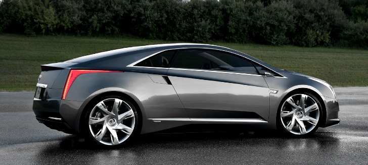 Production Version of Cadillac ELR to Debut At Pebble Beach Next Year