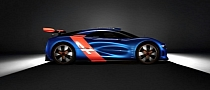 Production Version of Renault Alpine A110-50 Concept to Cost €50,000