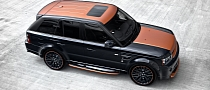 Project Kahn 2012 Vesuvius Edition Sport 300 Launched