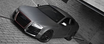 Project Kahn Audi A5 Coupe Matte Pearl Grey Unleashed