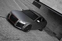 Project Kahn Audi A5 Coupe Matte Pearl Grey