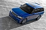 Project Kahn Bali Blue RS450 Range Rover Vogue Presented